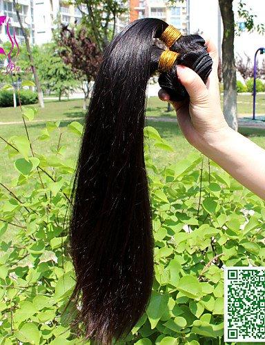 ZX/ pelo virginal peruano rectas 3 PC sortean virgen cabello lacio ...