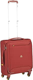 Delsey Paris CHATREUSE Bagage cabine, 55 cm, 44 liters, Rouge (Rot)