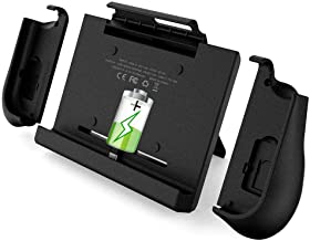 BigBlue 10000mAh Battery Charger Case Compatible with Nintendo Switch with Joy-Con Grip, Support 18W PD Quick Charger, Por...