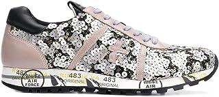 PREMIATA Luxury Fashion Womens LUCYD3318 Silver Sneakers | Fall Winter 19