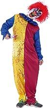 Rubies- Disfraz Payaso Psycho Inf, Multicolor, L (8-10 años