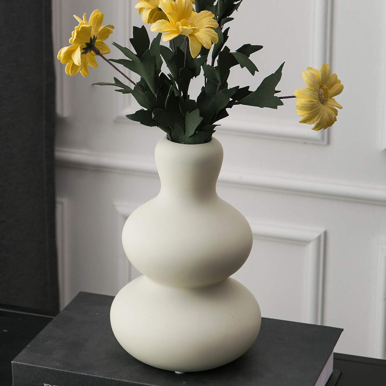 Tenforie Flower Vase Ceramic Vases Decor Sales results No. 1 Washington Mall for Ho