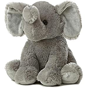 Aurora Elephant 11 Inch Plush Toy