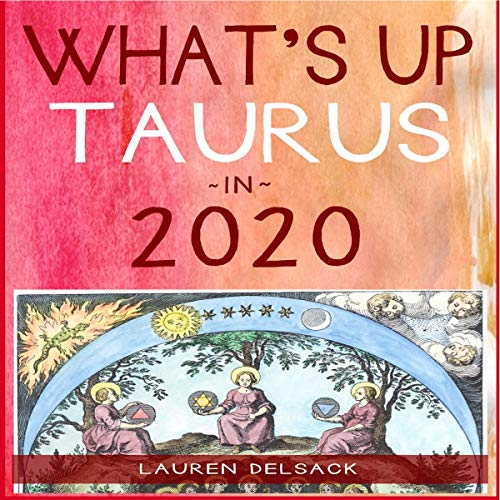 What's Up Taurus in 2020 audiobook cover art