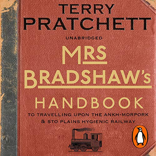 Mrs Bradshaw's Handbook cover art
