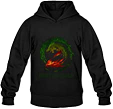 Heart Of Guild Very 100% Cotton Long Sleeve Hoodie For Mens