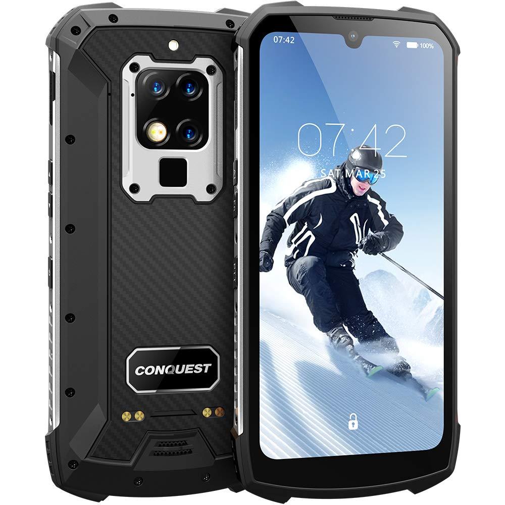 CONQUEST S16 Smartphone Resistente para Exteriores Desbloqueado ...