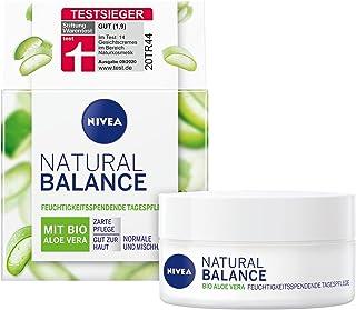 NIVEA Natural Balance Ansiktskräm, För normal och blandad hud, 50 ml
