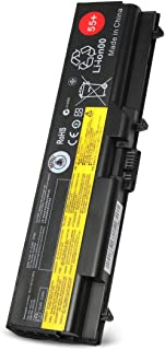 New Replacement Laptop Battery for Lenovo ThinkPad T410 T510 T520 W510 W520 E40 E50 E420 E425 E520 E525 L410 L420 L510 L520 L412 L512 SL410 SL510 50+ Battery