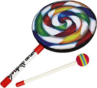 A-Star Lollipop Hand Drum with Beater