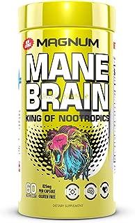 Mane Brain Nootropic Supplement (60 Capsules)