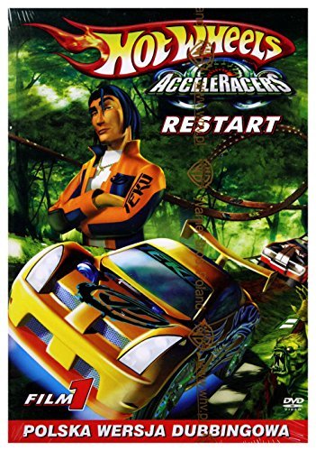 'Hot Wheels Highway 35 World Race' The Ultimate Race [DVD] [Region 2] (IMPORT) (Nessuna versione italiana)