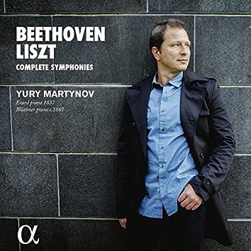 Beethoven & Liszt: Complete Symphonies