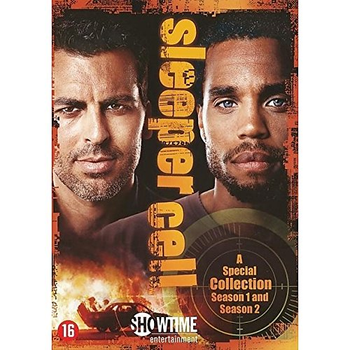 Sleeper Cell - Staffel 1 & 2 - komplett box