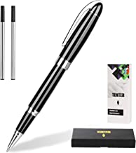 Writing Pen Set With Gift Box and 2 Extra Black Ink refills-Luxury Elegant Fancy Nice Gift Pen Set for Office Signature Ex...