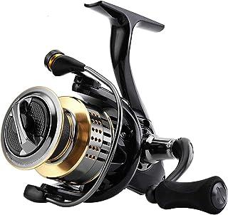 MGRH Carretes de Pesca para Agua Salada de Agua Dulce, 10 +1 BBS, Ultra Alta Capacidad, 8000/7000 Heavy Duty Long Casting Offshore Big Game Fishing Reel-2000H