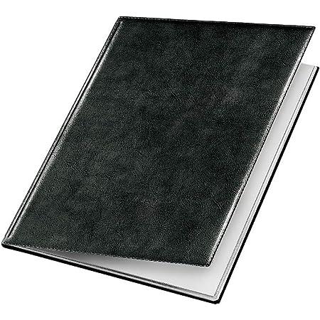 Veloflex 4402780 Exquisite Deluxe Chemise rigide Noir Format A4