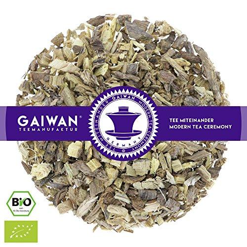Núm. 1103: Té de hierbas orgánico 'Té de regaliz' - hojas sueltas ecológico...