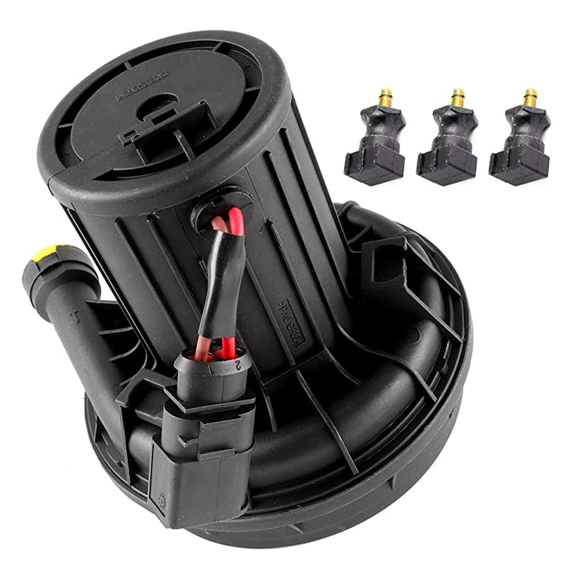 OCPTY Air Injection Pump gm Sets for 00-08 Audi A4 A6 A8 Q7 TT Quattro Volkswagen Beetle Cabrio Eurovan Golf Jetta Passat Touareg Compatible with 06A959253B 06A959253A 078906601E 06A959253E