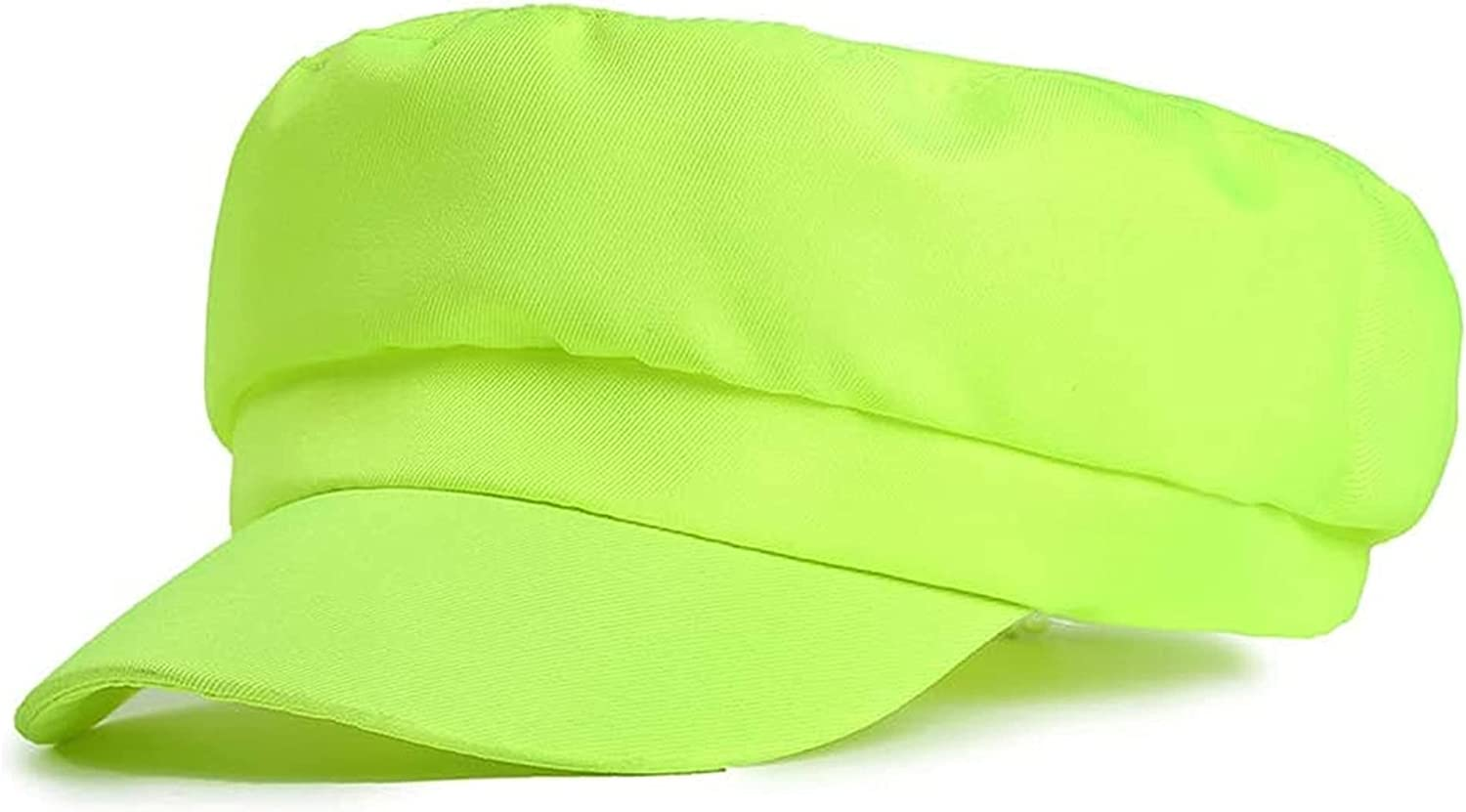 Seupeak Womens In stock Summer Ranking TOP6 Newsboy Hats Colo Bright Fluorescent Solid