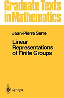 Linear Representations of Finite Groups