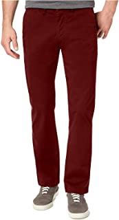 Tommy Hilfiger Mens Stretch Custom Fit Chino Pants