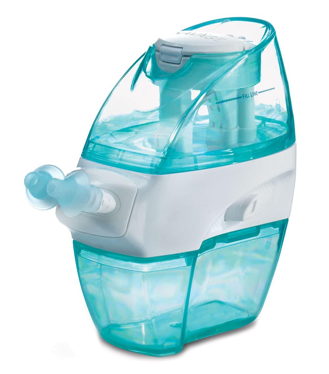 Navage Nasal Care Starter Bundle: Navage Nose Cleaner and 20 SaltPod Capsules