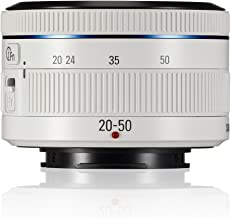 Samsung NX 20-50mm f/3.5-5.6 Camera Lens (White)