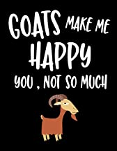 Goats Make Me Happy You, Not So Much: Farmers Notebook