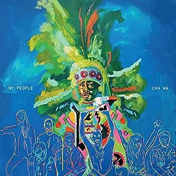 My People  Mardi Gras Splatter Vinyl