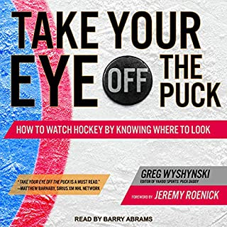 Take Your Eye Off the Puck audiobook cover art