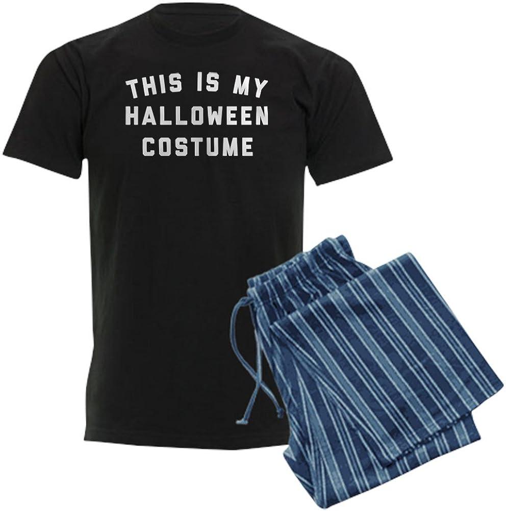 CafePress This is My Costume Pajama New sales Halloween Set store
