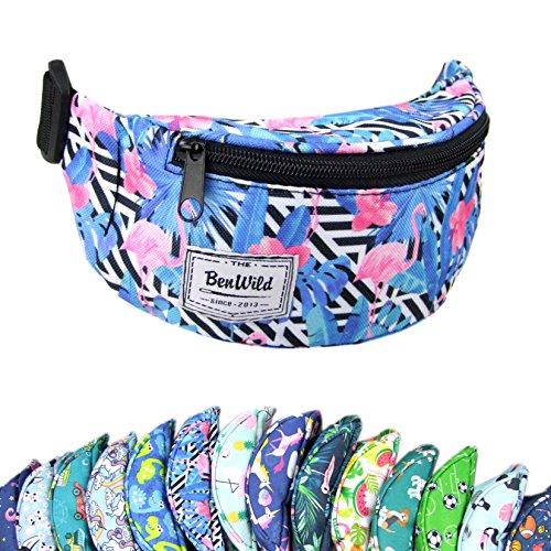 Rawstyle Bauchtasche, Hüfttasche für Kinder, vestellbarer Hüftgurt, (Modell 7) XX