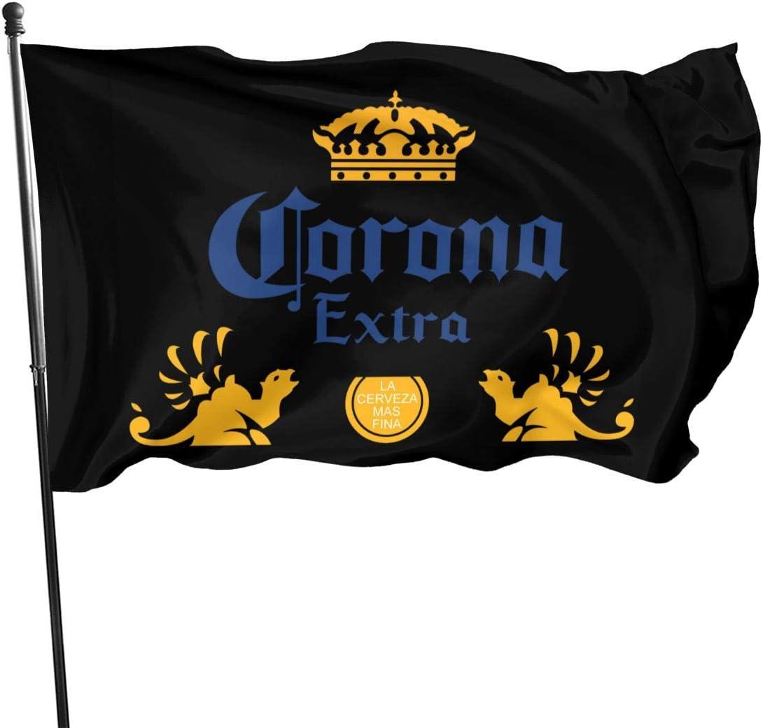 Corona Extra Beer Flag 90x150CM Banner Decorative Party Decor Logo Brewery