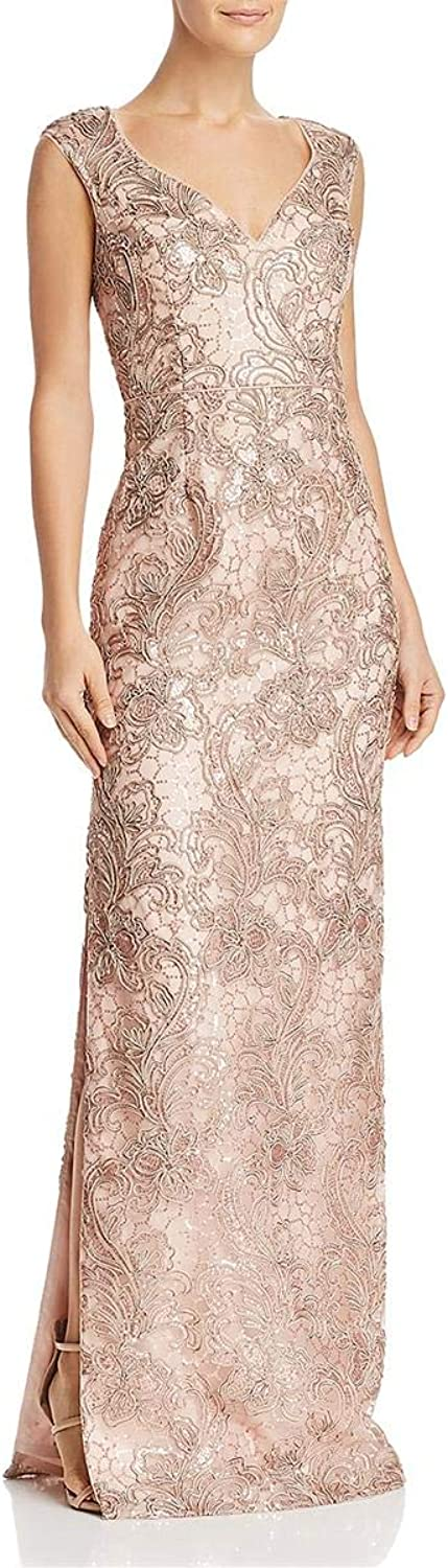 Aidan Mattox Womens Formal Special Occasion Evening Dress