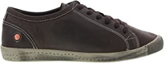 FLY London Softinos Womens Isla Leather Shoes