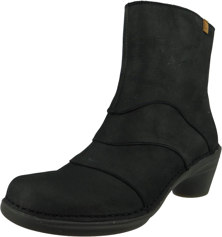 El Naturalista Damen N5328 Kurzschaft Stiefel  | Auf Verkauf