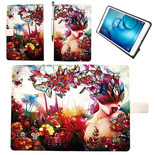 Coque pour Huawei Mediapad M2 8.0 Lte M2-802l Coque Tablette Housse Étui HD