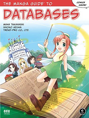 The Manga Guide to Databases (Manga Guide To...)