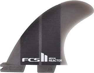 FCS II Reactor Neo Glass Tri Surfboard Fins