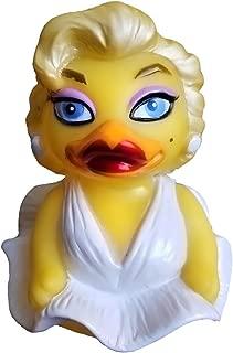 CelebriDucks The Pond Bombshell Rubber Duck Bath Toy