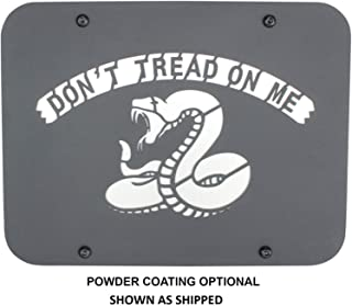 Swag JK Tailgate Replacement Vent Cover Plate (DTOM) (Powder Coated)