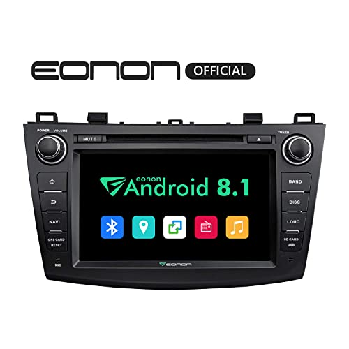 Mazda 3 Radio Screen: Amazon com
