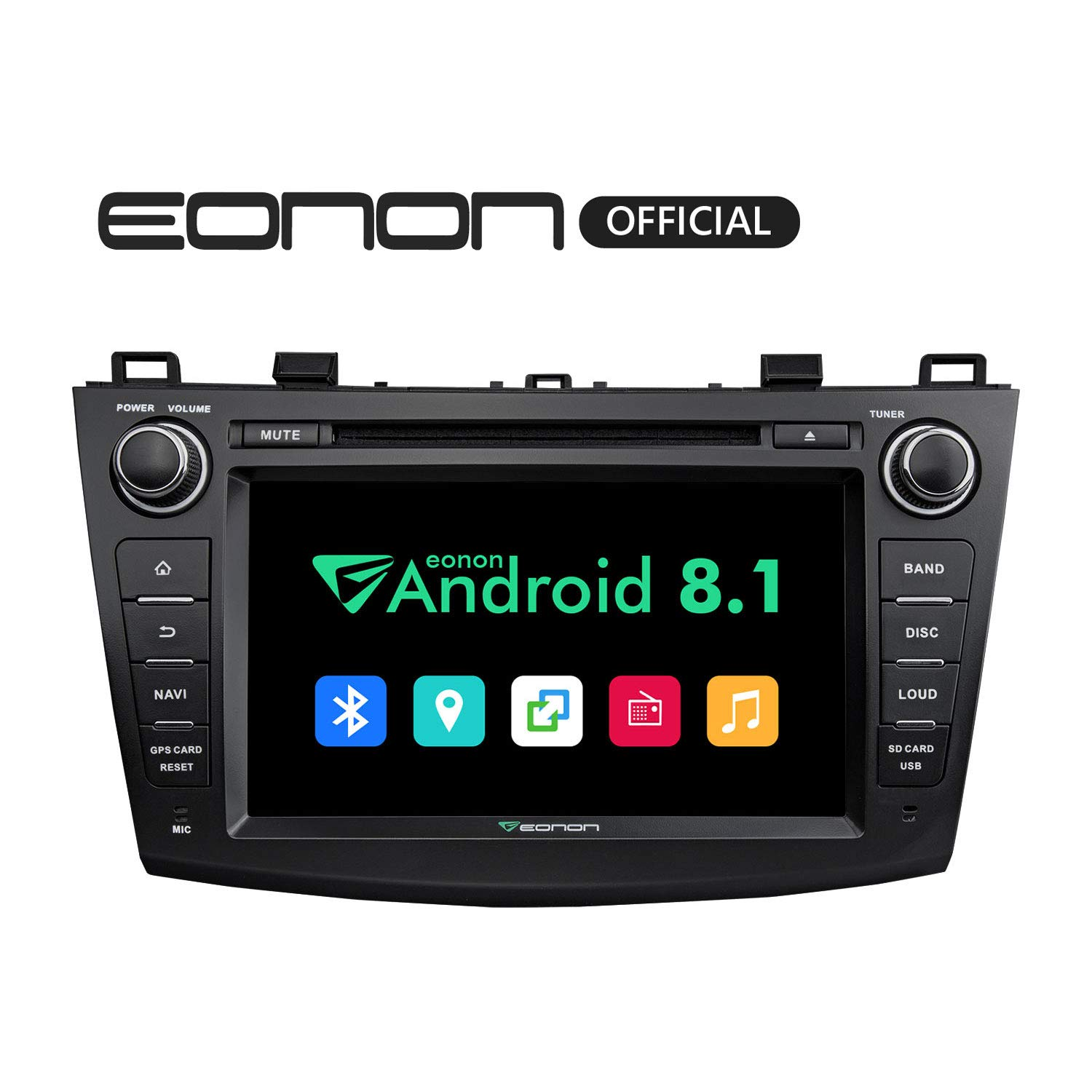 mazda 3 radio screen amazon com  how to disconnect the mazda 3 car stereo wiring harness #10