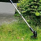 BICCQ Cortacésped pequeño Cortacésped Cortador eléctrico Trimmer Cableable portátil 2000mAh Jardín Cutter Cutter PRUNING18000RPM EEUU/EU/UE/UK Enchufe Cortacésped pequeño (Plug Type : UK)