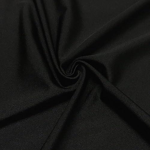 8eec0eb17963d Lycra Shiny Milliskin Nylon Spandex Fabric 4 Way Stretch 58