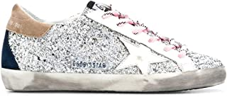 GOLDEN GOOSE Luxury Fashion Womens G35WS590R44 Silver Sneakers | Fall Winter 19
