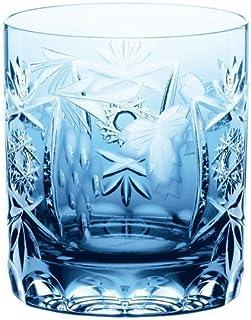 Nachtmann Vorteilsset 2 x 1 Glas/Stck Whisky pur 3263/9cm Traube aqua 35891 und Gratis 1 x Trinitae Körperpflegeprodukt