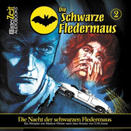 Die Nacht der schwarzen Fledermaus (Die schwarze Fledermaus 2) Titelbild