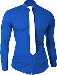 D&R Fashion Italian Design Shirt Slim Fit for Party and Meetings